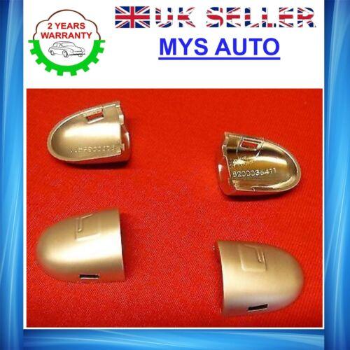 RENAULT Clio Laguna door handle cover grey door lock cover grey right left side
