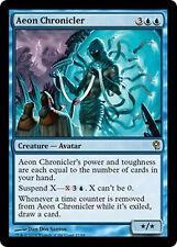 X4 Aeon Chronicler -NM- Duel Decks Jace vs. Vraska MTG Magic Cards Blue Rare