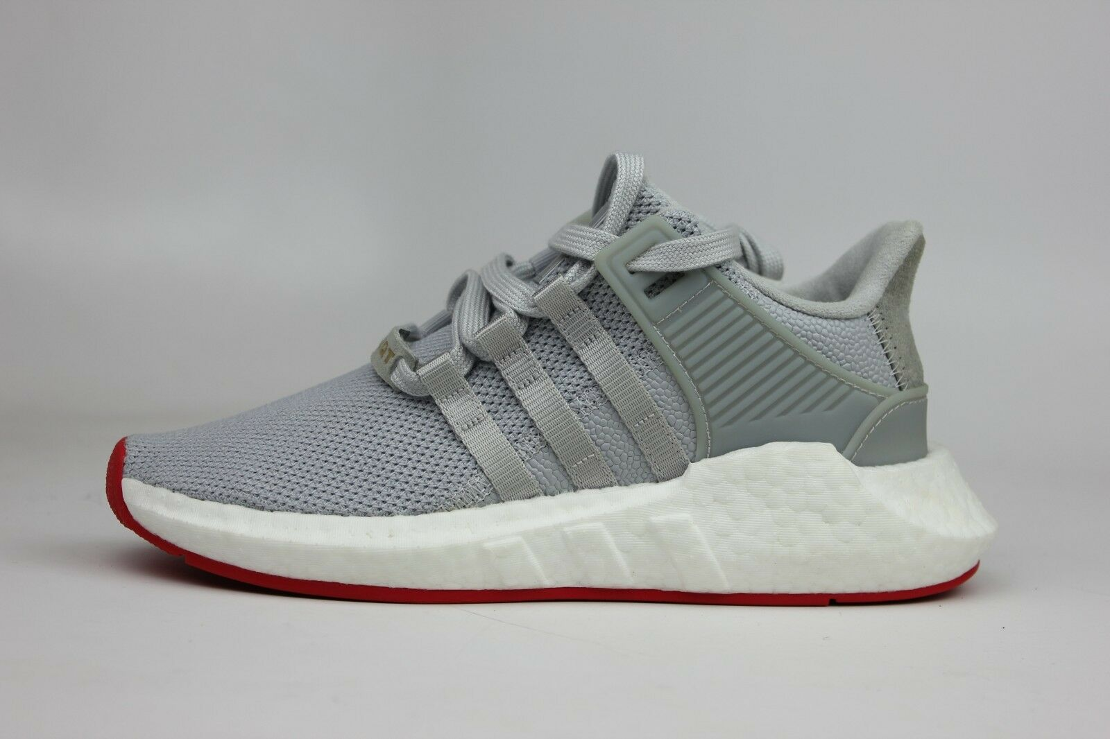 ADIDAS ORIGINALS EQT SUPPORT 93/17 BOOST LIGHT CQ2393 GREY RED MENS SNEAKERS CQ2393 LIGHT f9fff5