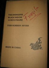 Black Widow Hot Toys MMS178 The Avengers 1:6 scale Limited Edition