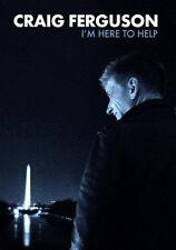Craig Ferguson I'm Here To Help 2013 DVD