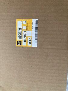 Box Of 12 1U-9891: HYDRAULIC OIL ADDITIVE