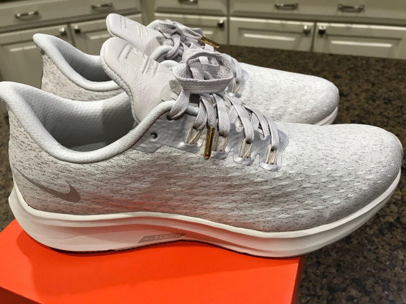 Ni10 2018 Q4 Women AIR ZOOM PEGASUS 35 PREMIUM Running Sneaker shoes AH8392-002