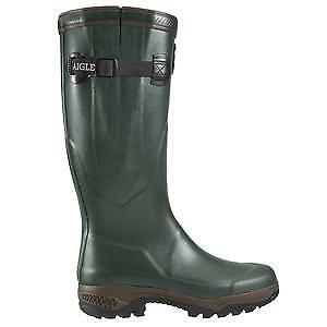 Aigle Parcours Pro Pro Pro ISO Neoprene Lined Wellington Boots 7788db