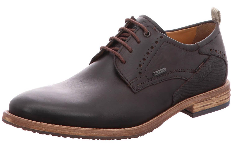 FRETZ men Business-Scarpe in taglie forti grandi scarpe da uomo Marroneeee XXL