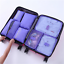 Packing-Cubes-Travel-Pouches-Luggage-Organiser-Clothes-Suitcase-Storage-Bag-7Pcs thumbnail 9