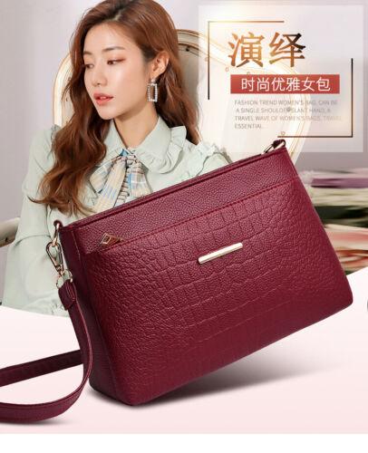 Handbags Women Designer Crossbody Bags Leather Messenger Shoulder Bag