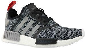 Details zu Adidas Originals NMD R1 Herren Damen Sneaker Schuhe BB2884 grau Gr. 40 NEU