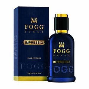 Fogg Scent Impression Eue De Perfume For Men 100 ml