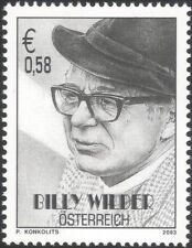 Austria 2003 Billy Wilder/People/Film/Cinema/Movies/Entertainment 1v (at1206)