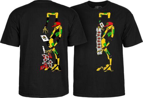 Powell Peralta Ray Barbee RAG DOLL Skateboard T Shirt BLACK XL