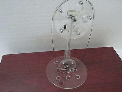 Education model Shape Memory Nitinol wire Fun  Heat engine Science Projects