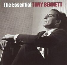 The Essential Tony Bennett [Columbia/Legacy] by Tony Bennett (CD, Jul-2002, 2 Discs, Columbia/Legacy)