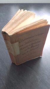 Diccionario Historia Intencion Modales y Costumbres Cámaras T2. 1884 Hachette