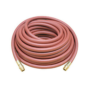 """Reelcraft 601020-100 1/2"""" X 100ft 300 Psi Air/water Hose With 1/2"""" M-npt Business & Industrial"""