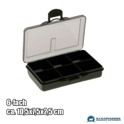 KLEINTEILEBOX SYSTEM SORTIMENT BOX ANGELBOX ZUBEHÖRBOX CARP TACKLE BOX ST-CHEST