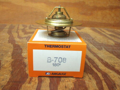 1940 1948 1950 1952 1954 1955 1956 Ford Truck Studebaker thermostat #B708 NORS!