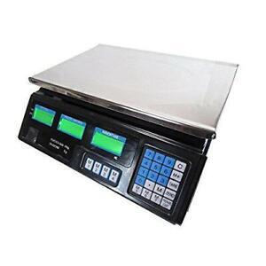 BILANCIA-MAX-40-KG-DIGITALE-ELETTRONICA-PROFESSIONALE-GRAMMI-CHILI-CHILO