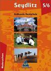 Seydlitz Erdkunde. 5./6. Schülerband. Niedersachsen. Förderstufe, Realschule (2005, Gebundene Ausgabe)