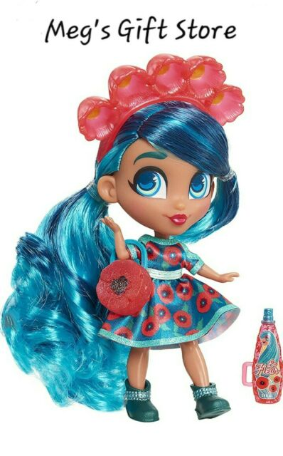 Last One! New SEALED Hairdorables Series 4 Pretty Poppy Noah Doll Scented Series