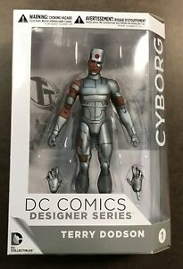 Cyborg DC Comics Designer Series