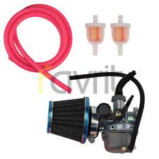 Carburetor Air Filter Hose Line Filter Carb 50cc 70cc 90 110cc 125 ATV Dirt Bike