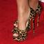 Womens-Sexy-High-Heels-Leopard-Pumps-Peep-Toe-Platform-Stiletto-Shoes-Nightclub thumbnail 2