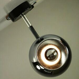 Staff-pared-lampara-de-techo-emisor-spot-cromo-bala-lampara-7701-vintage-70er