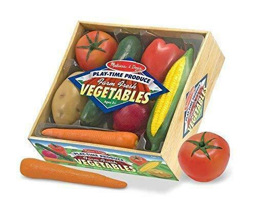 Melissa Doug Play Time Produce Vegetables 4083 Food For Sale Online Ebay