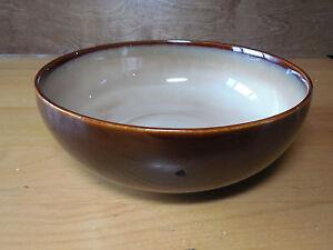 Sango-NOVA-BROWN-4933-Round-Serving-Vegetable-Bowl-8-3-4-034-4-available