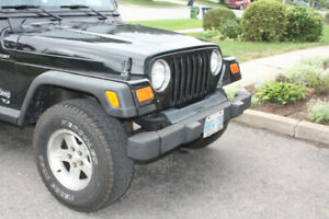 Jeep Wrangler Tj Sport