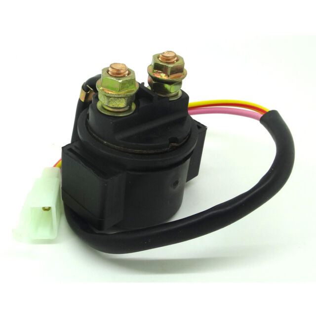 Starter Relay Solenoid Fits Honda 1100 VT1100C SHADOW 1989-1996 Motorcycle NEW
