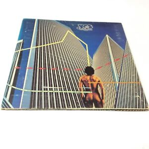 Yes-039-Going-For-The-One-039-1977-UK-Vinyl-LP-Tri-Fold-Sleeve-VG-VG-Very-Good-Clean