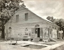 1938 photo, COUNTRY STORE, Advertisements, Coke, Pepper signs, 20x16, LOUISIANA