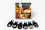MetallSteckblende Petzval 85mm /& 58mm Objektiv Aperture Plates • Set of 6 FUN