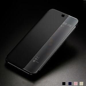 Smart View Case Flip Cover für Huawei P20 Lite Pro Schutz Hülle Handy Tasche