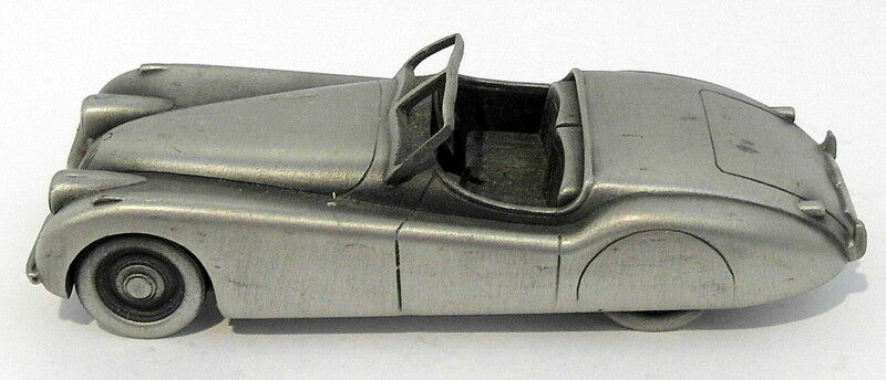 Danbury Mint Pewter - approx 1 43 scale - 1951 Jaguar XK120
