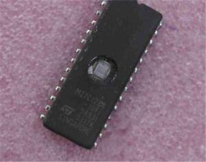 10Pcs-M27C128A-10F1-Ic-Eprom-128Kbit-100Ns-28-Dip-US-Stock-v