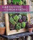 Gardening on a Shoestring by Alex Mitchell (2016, Paperback)