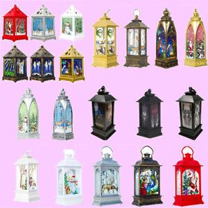 Lantern-Candlestick-Candle-Holder-Tea-Light-Christmas-Xmas-Party-Home-LED-Decor