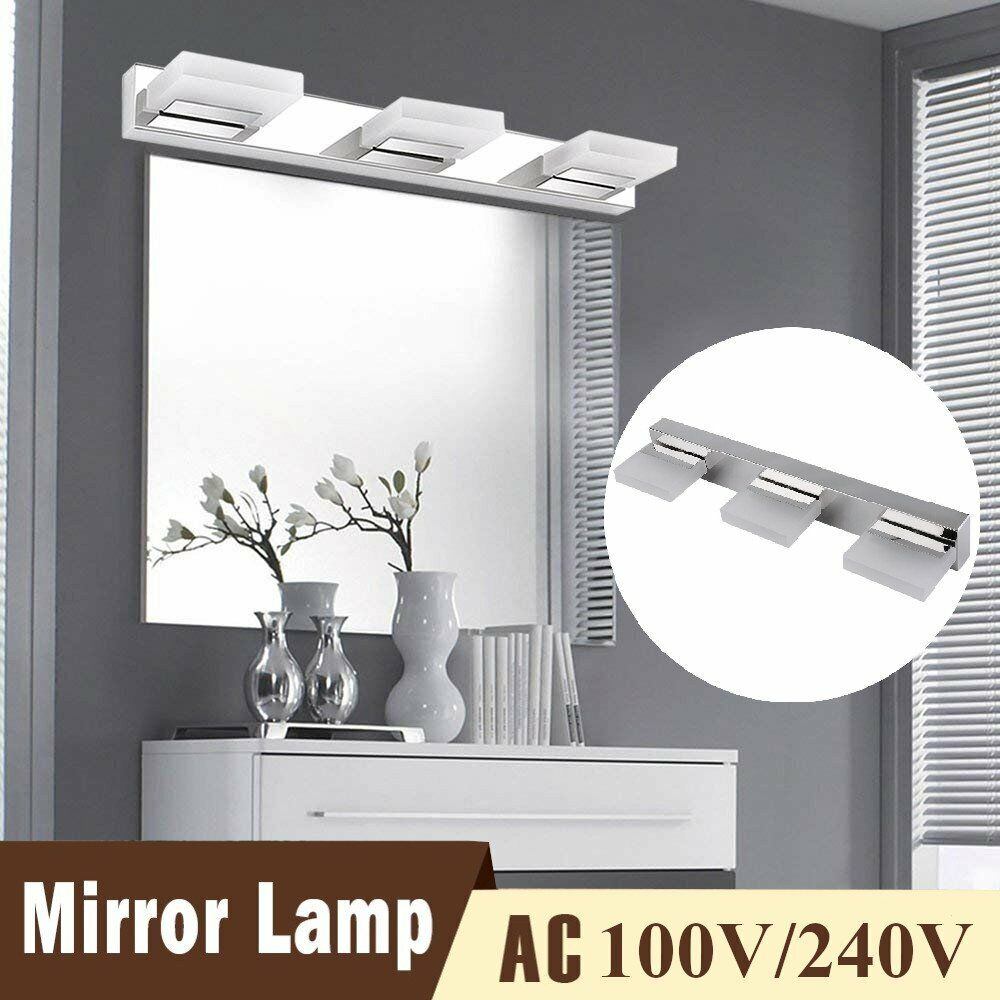 Mirror Light Wall Fixture Vanity Lights