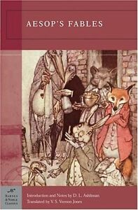 Aesops-Fables-Barnes-amp-Noble-Classics-Series-by-Aesop