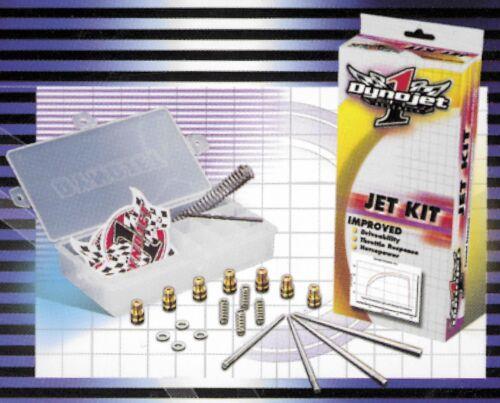 DynoJet Jet Kit Stage 1 2 /& 3 Polaris Outlaw 500 2006-2007 #Q523