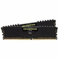 Corsair 16GB (2 x 8GB) DDR4 2400 (PC4 19200) Memory (CMK16GX4M2A2400C16)