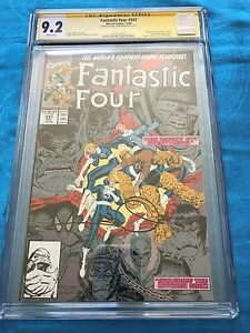 Fantastic-Four-347-Marvel-CGC-SS-9-2-Signed-by-Walt-Simonson