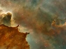 HUBBLE SPACE TELESCOPE CARINA NEBULA DETAILS GREAT CLOUDS POSTER PRINT 303PYA