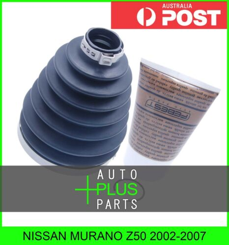 Boot Outer Cv Joint Kit 96.5X127.5X28.5 Fits NISSAN MURANO Z50 2002-2007