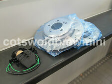 Genuine BMW E46 M3 Disco Freno Posteriore & Pastiglie Dei Freni & Kit Sensore Pad