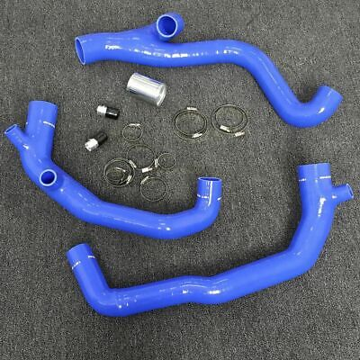Silicone Turbo Outlet Charge Pipe Upgrade Kit For BMW 135i 335i 535i Z4 35is N54 3.0