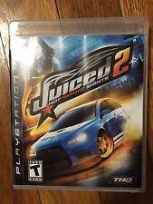 Juiced 2: Hot Import Nights (Sony PlayStation 3, 2007) no manual